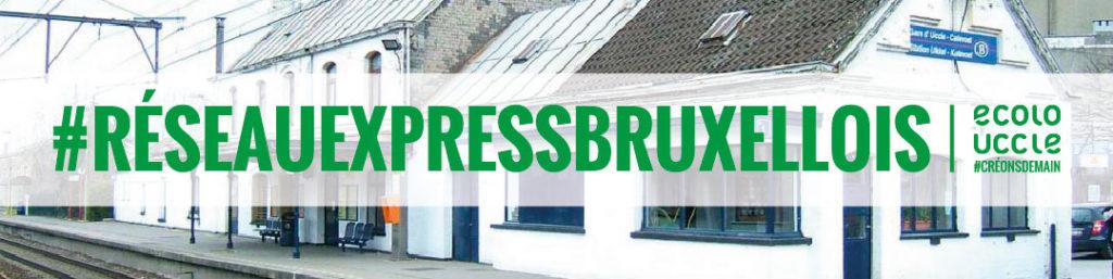 Réseau express bruxellois - Ecolo Uccle